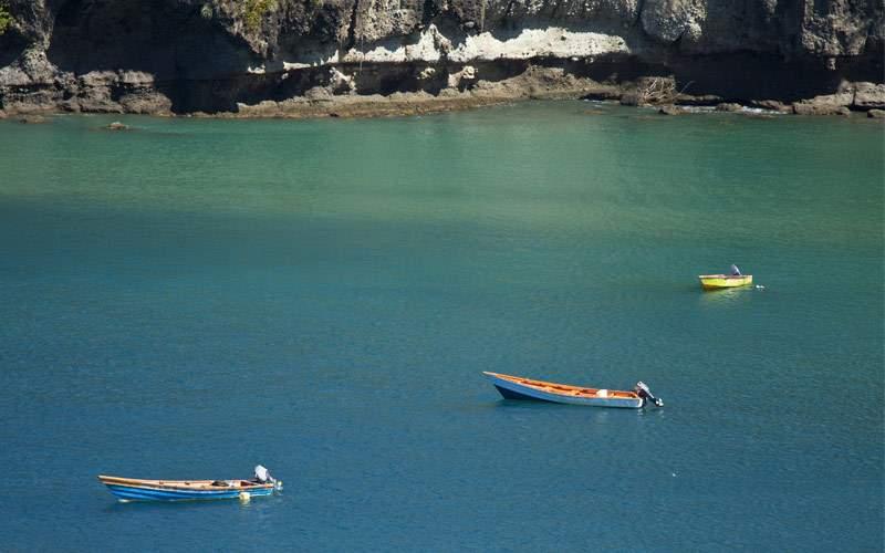 Caribbean near Soufriere St Lucia Norwegian Cruise