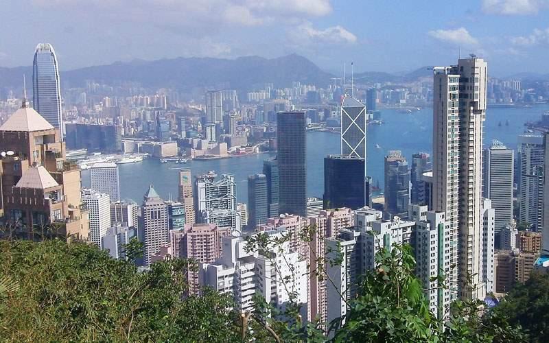 Norwegian Hong Kong City View