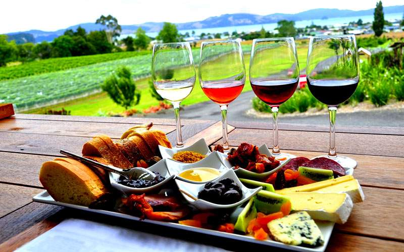 Norwegian Wine Tasting in New Zealand