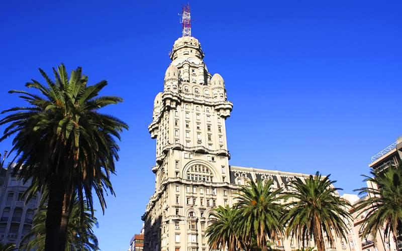 Palacio Salvo Montevideo Uruguay Norwegian Cruise