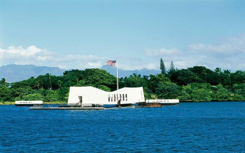 Pearl Harbor Memorial Hawaii Norwegian Cruise