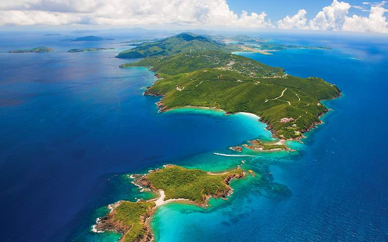 St. Thomas USVI Norwegian Cruise Transatlantic