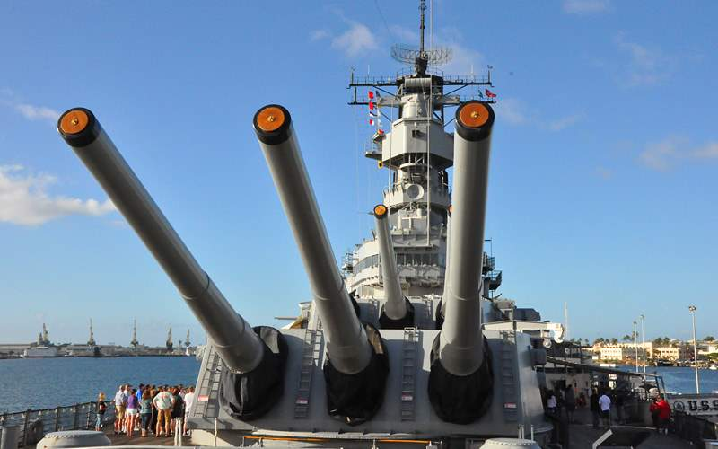 Norwegian Hawaii Cruisetours Pearl Harbor