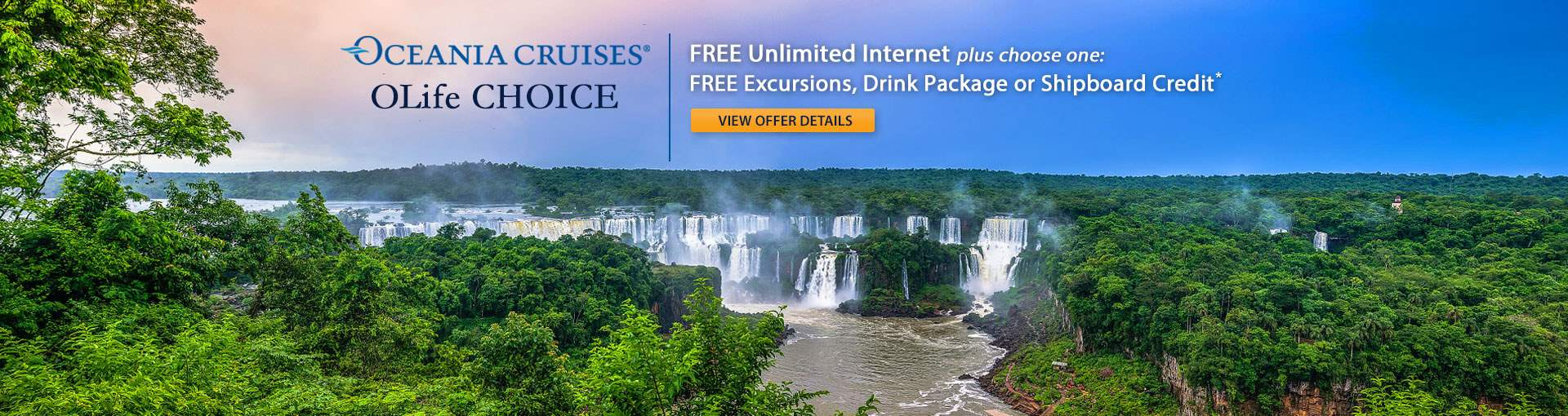Oceania Cruises: OLife Choice Sale