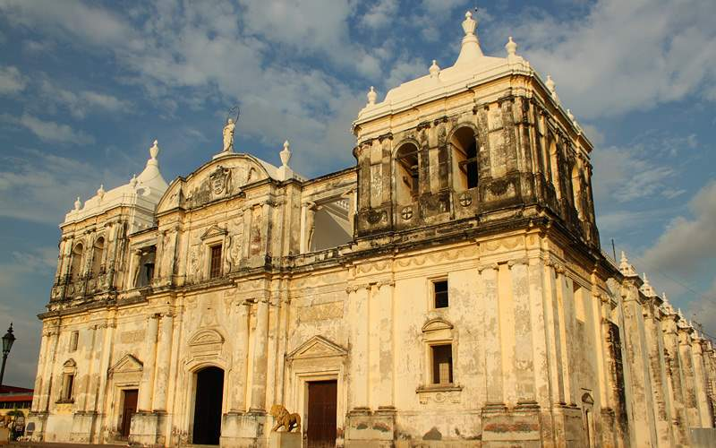 Cathedral of Leon, Nicaragua Oceania Cruises