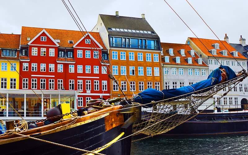 Nyhavn Copenhagen Denmark Oceania Cruises Europe