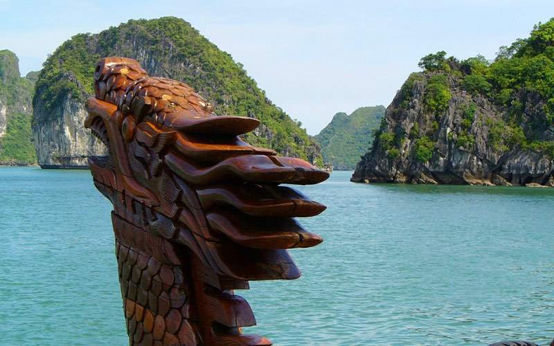 Ha Long Bay near Hanoi, Vietnam - Oceania Cruises