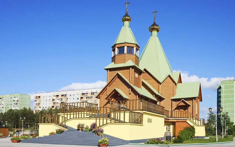 Holy Trinity Church Russia Oceania Cruises Europe