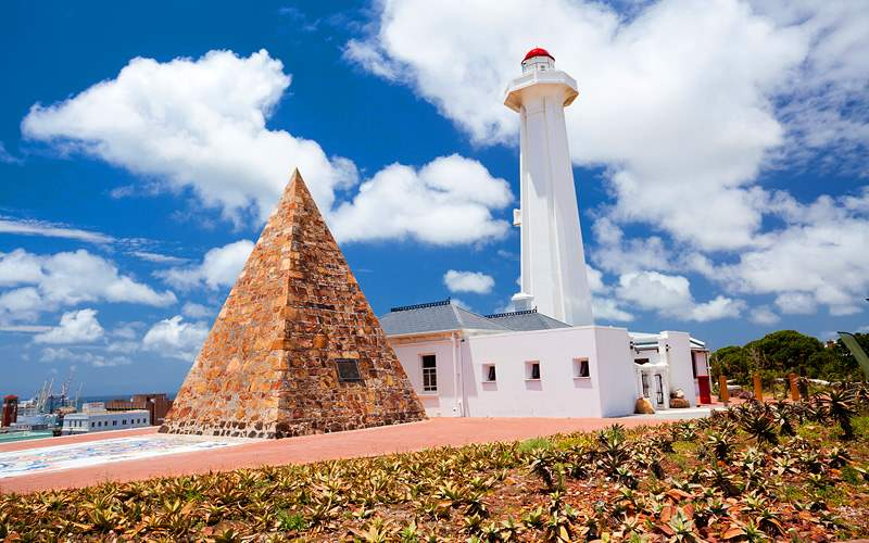 Landmark of Port Elizabeth, Africa Oceania Cruises