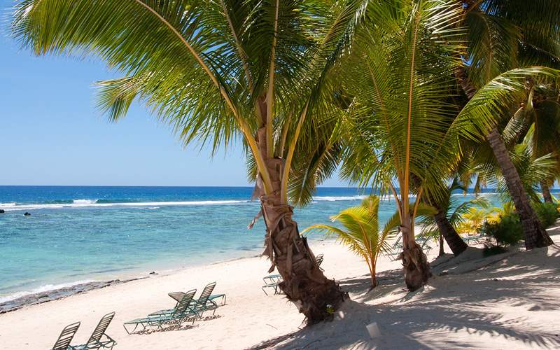 Cook Islands resort Oceania Cruises South Pacific