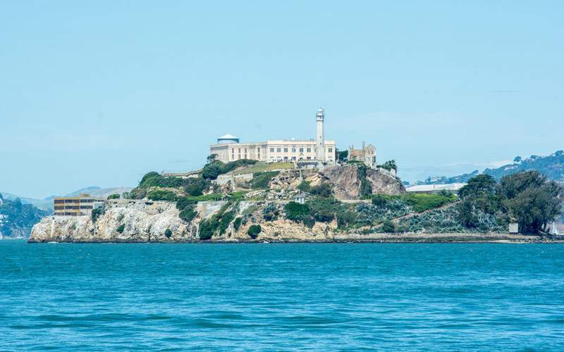 Tour Alcatraz in San Francisco
