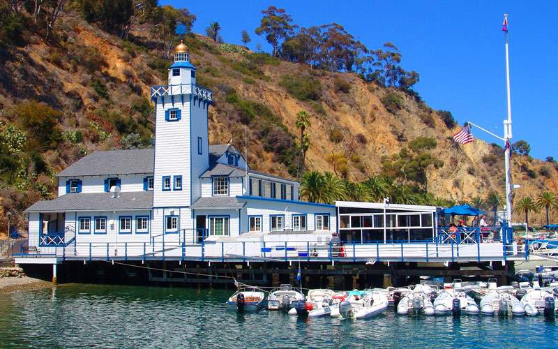 Tour Catalina Island