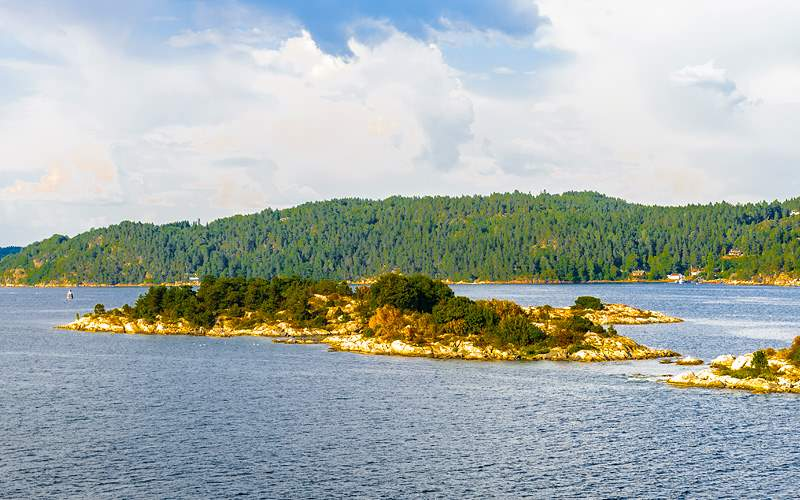 Oslofjord Norway Oceania Cruises Northern Europe