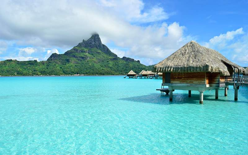 Bora Bora, Tahiti Oceania Cruises South Pacific