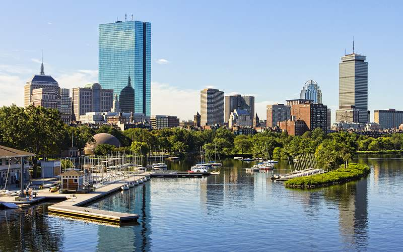 Boston, Massachusetts Canada New England Oceania
