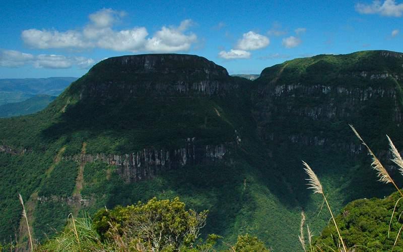 Serra Geral National Park Brazil Oceania Cruises