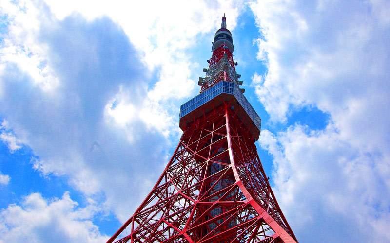 Tokyo Tower - Oceania Cruises
