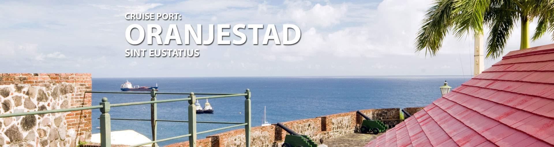 Cruises to Oranjestad, Sint Eustatius