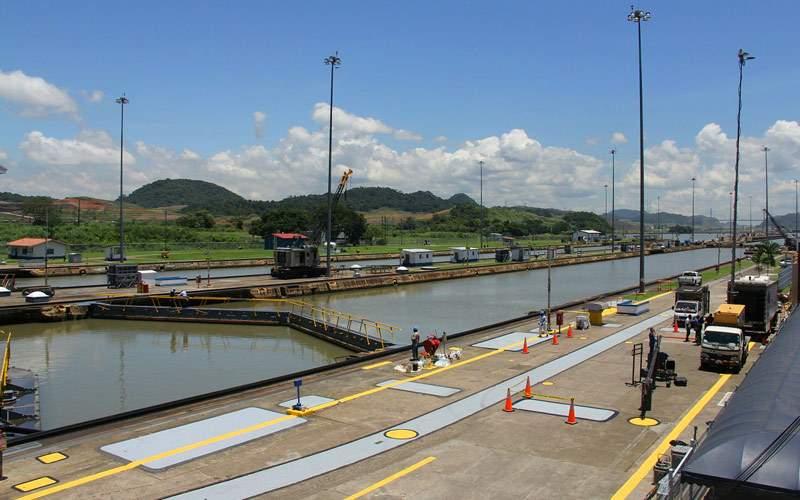 Panama Canal Locks