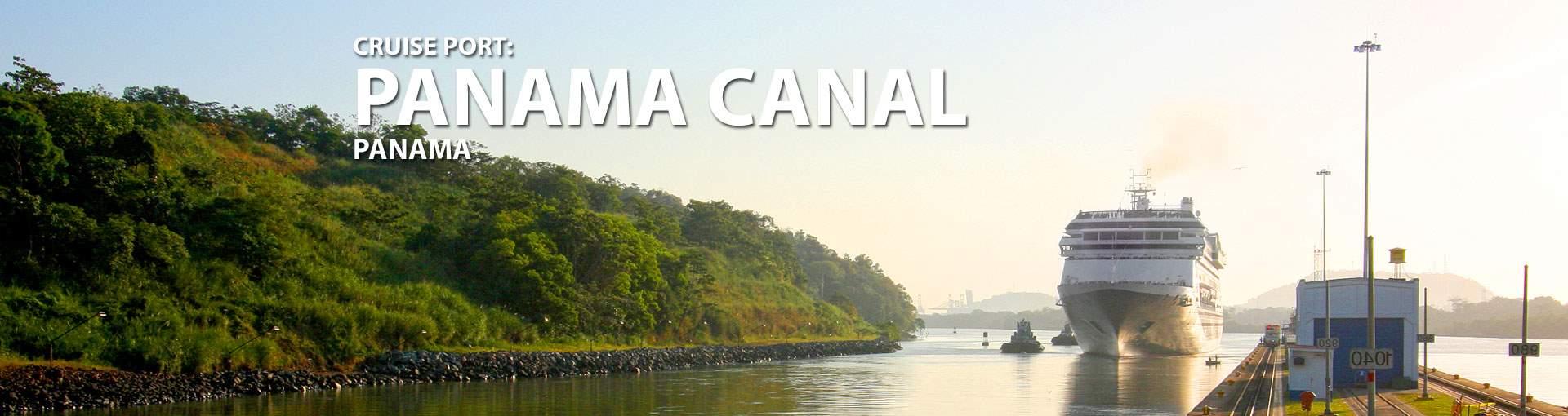 Cruises to Panama Canal, Panama