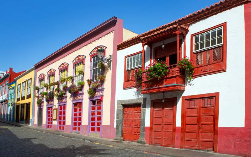 Santa Cruz de La Palma Canary Islands Paul Gauguin