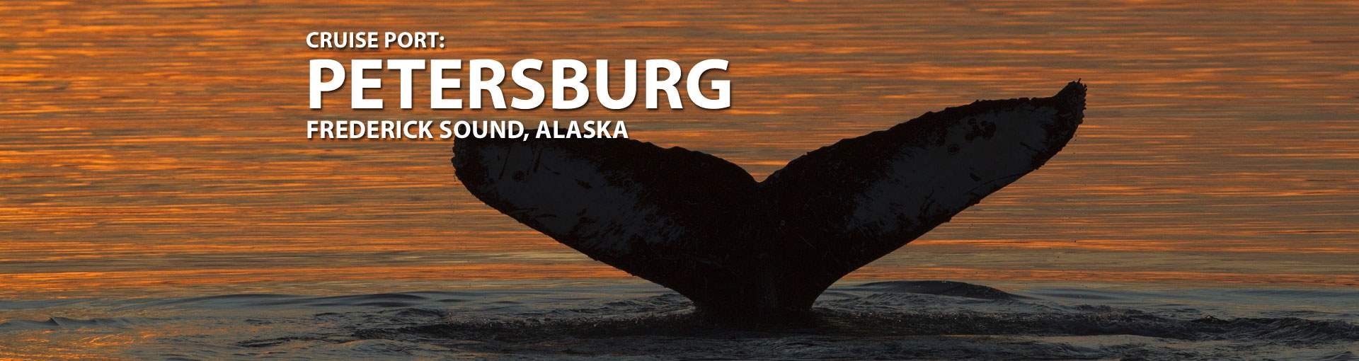 Cruises to Petersburg (Frederick Sound), Alaska