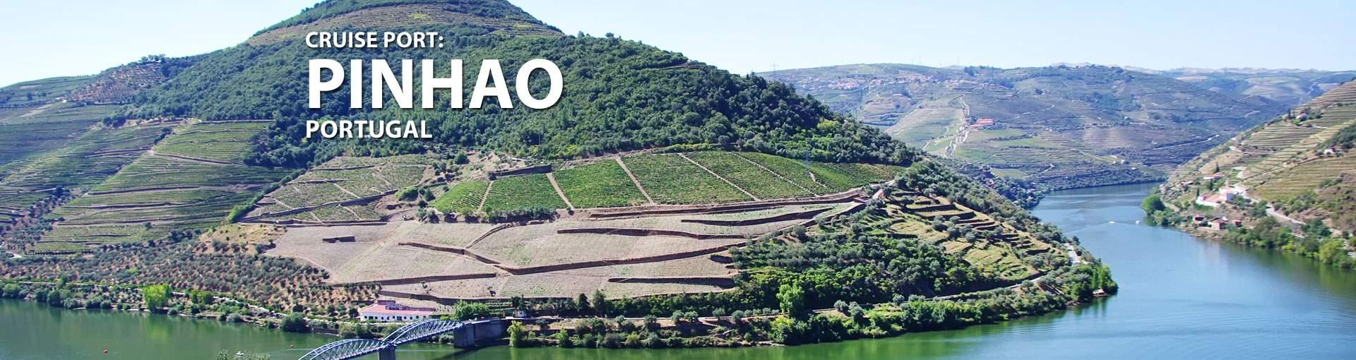 Cruises to Pinhao, Portugal