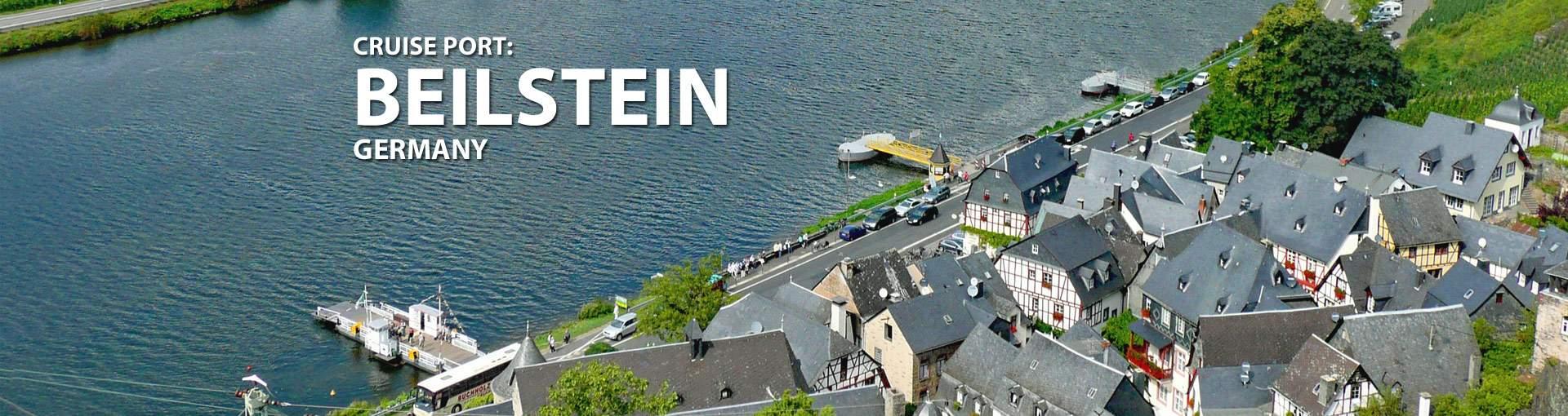 Beilstein, Germany Cruise Port