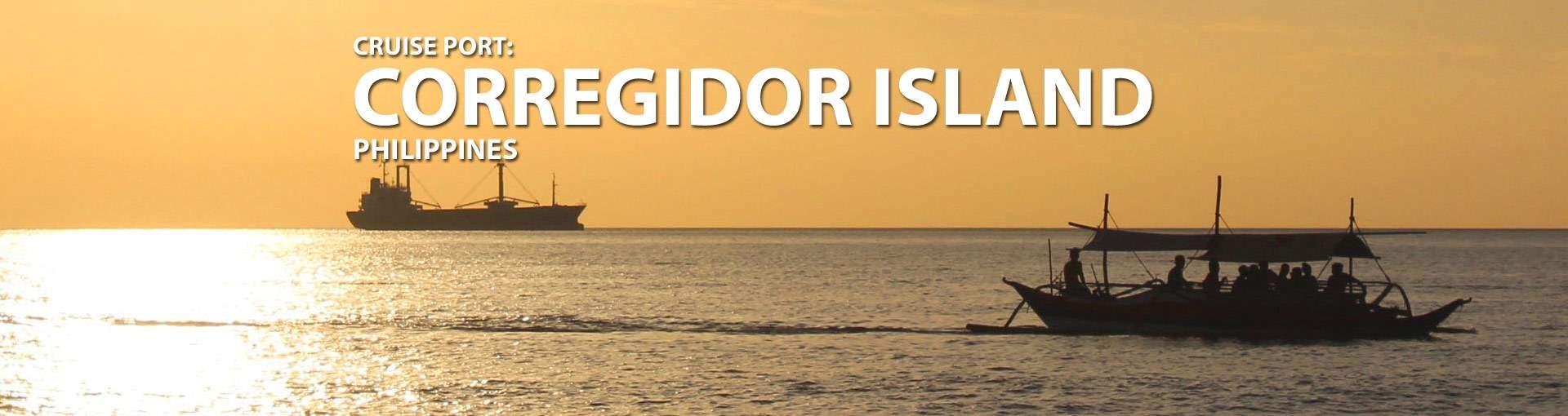 Corregidor Island, Philippines Cruise Port