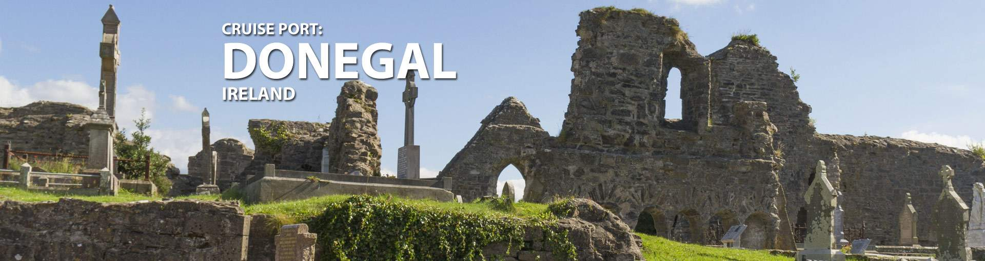 Donegal, Ireland Cruise Port