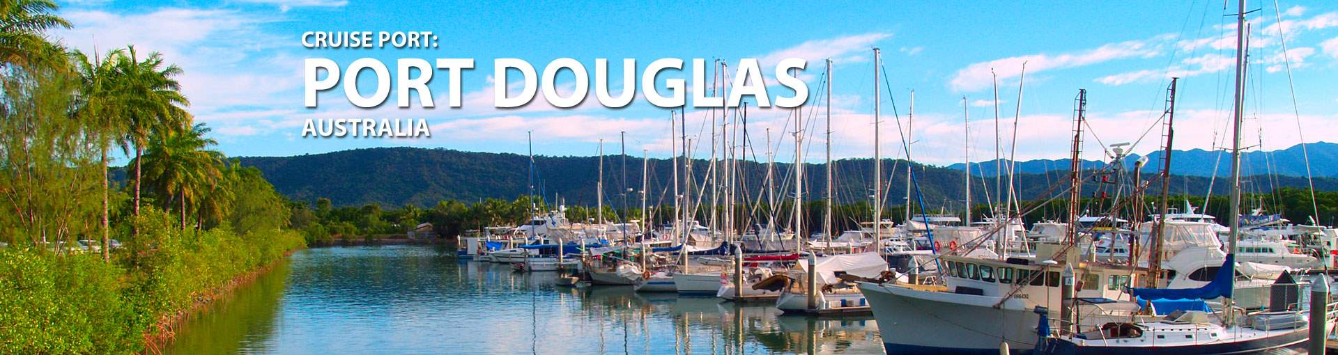 Cruises to Port Douglas, Australia