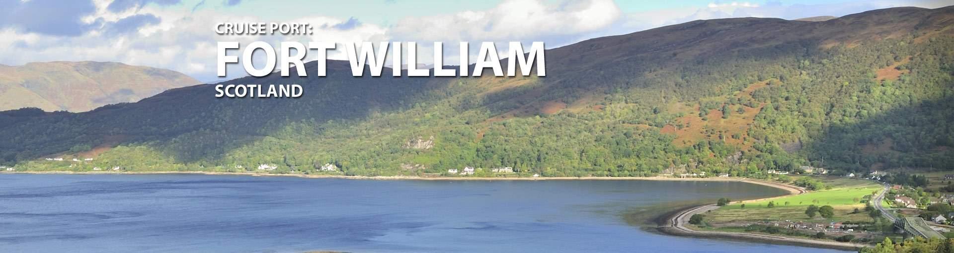 Fort William, Scotland Cruise Port