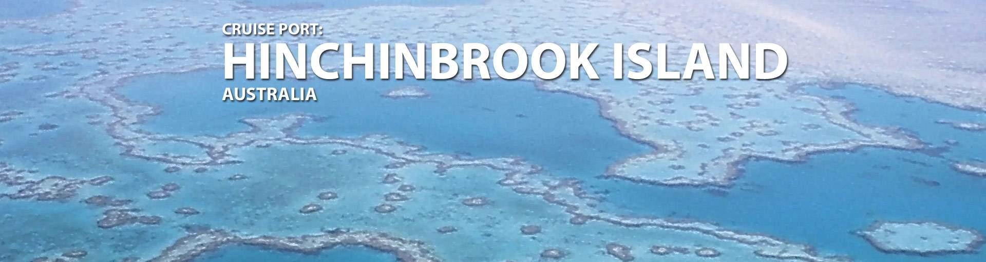 Hinchinbrook Island, Australia Cruise Port