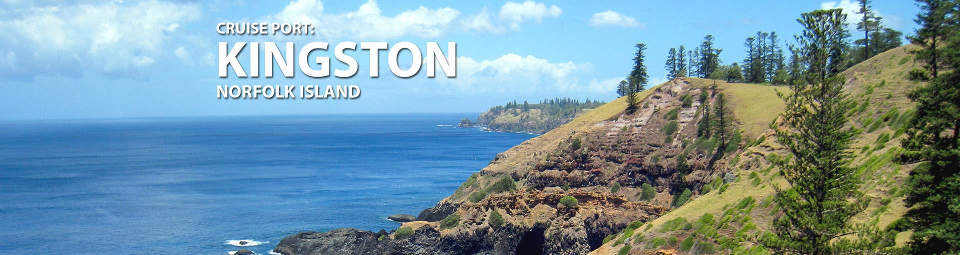 Kingston, Norfolk Island Cruise Port