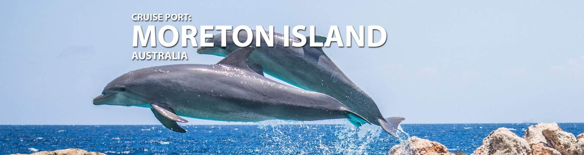 Moreton Island, Australia Cruise Port