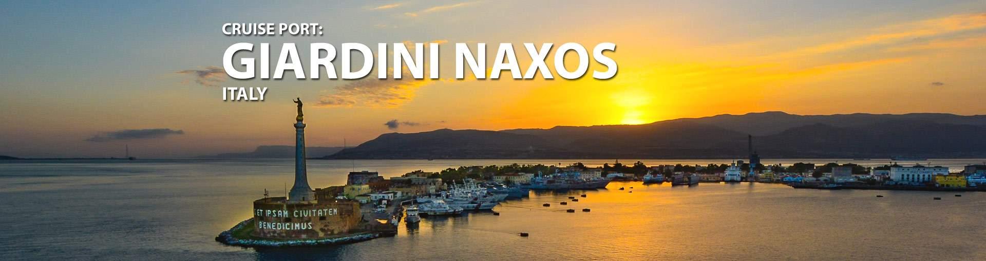 Naxo, Italy Cruise Port