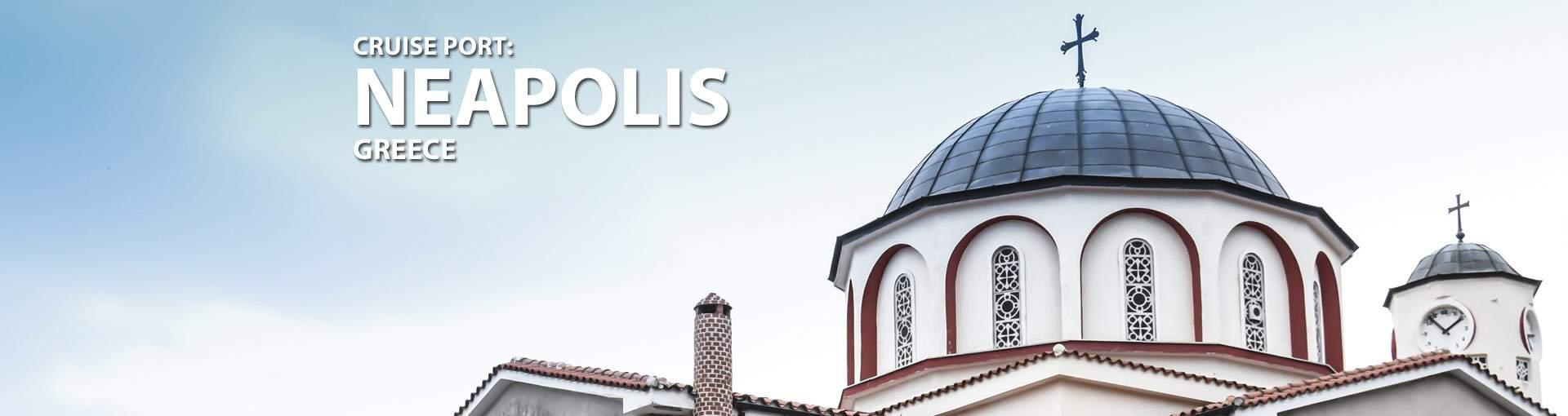 Neapolis, Greece Cruise Port
