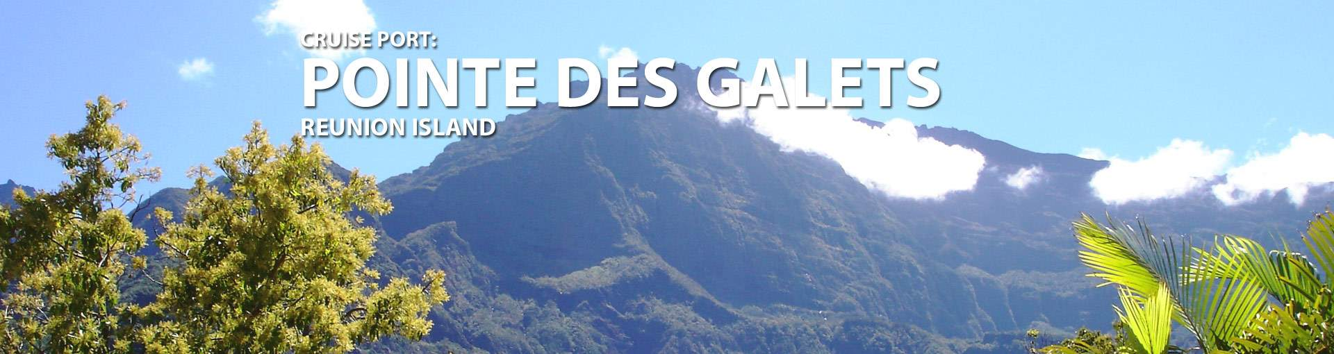 Pointe des Galets, Reunion Island Cruise Port