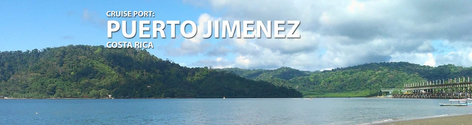 Puerto Jimenez, Costa Rica Cruise Port