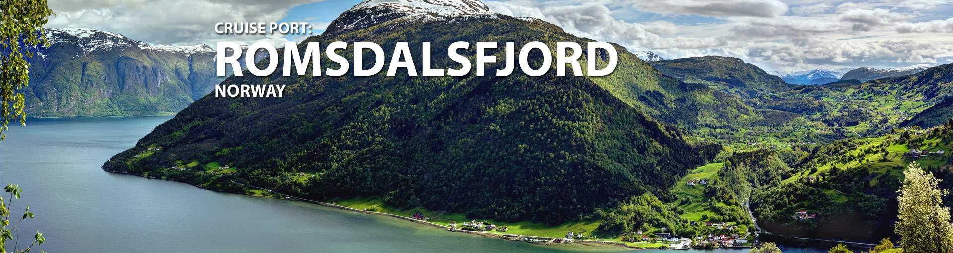 Romsdalfjord, Norway Cruise Port