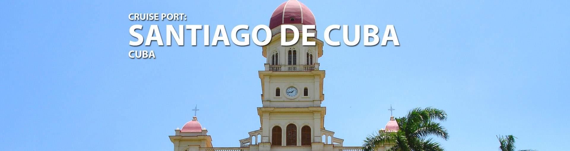 Santiago de Cuba, Cuba Cruise Port