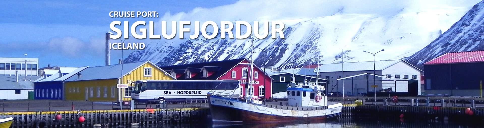 Siglufjordur, Iceland Cruise Port
