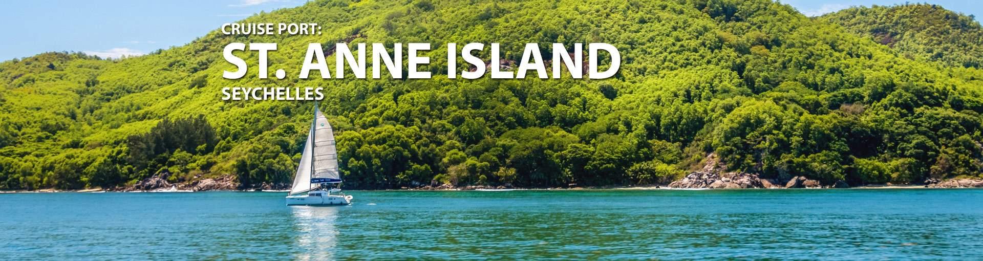 Banner for St. Anne Island, Seychelles