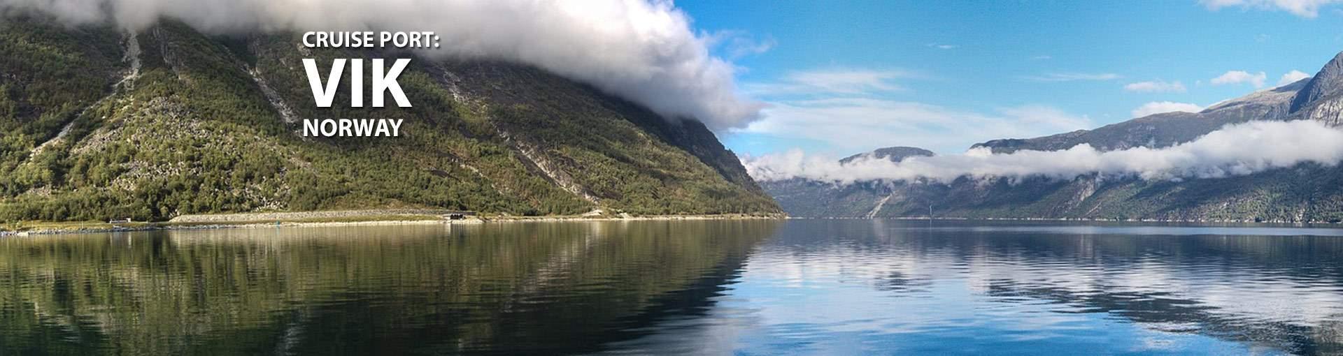 Vik, Norway Cruise Port