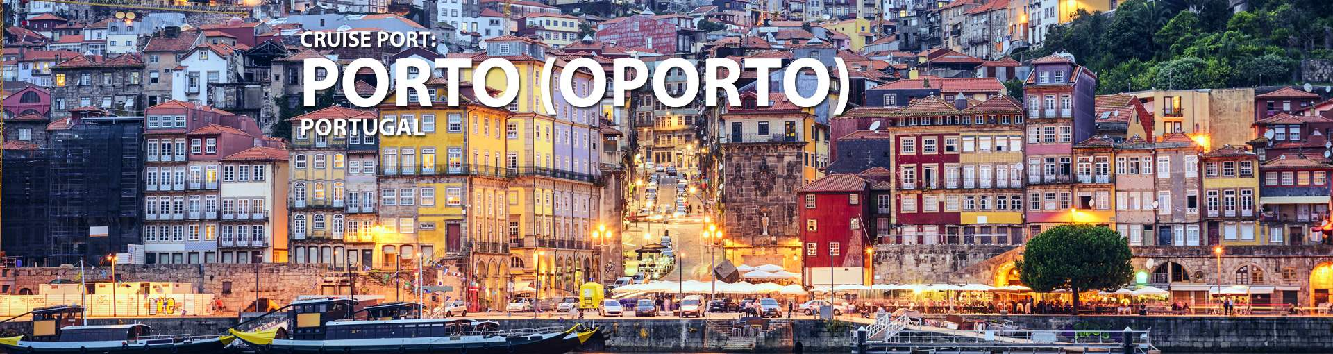 Cruises to Porto (Oporto), Portugal