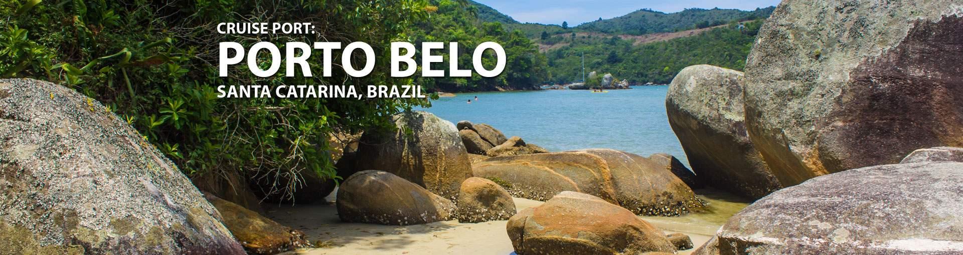 Cruises to Porto Belo (Santa Catarina), Brazil