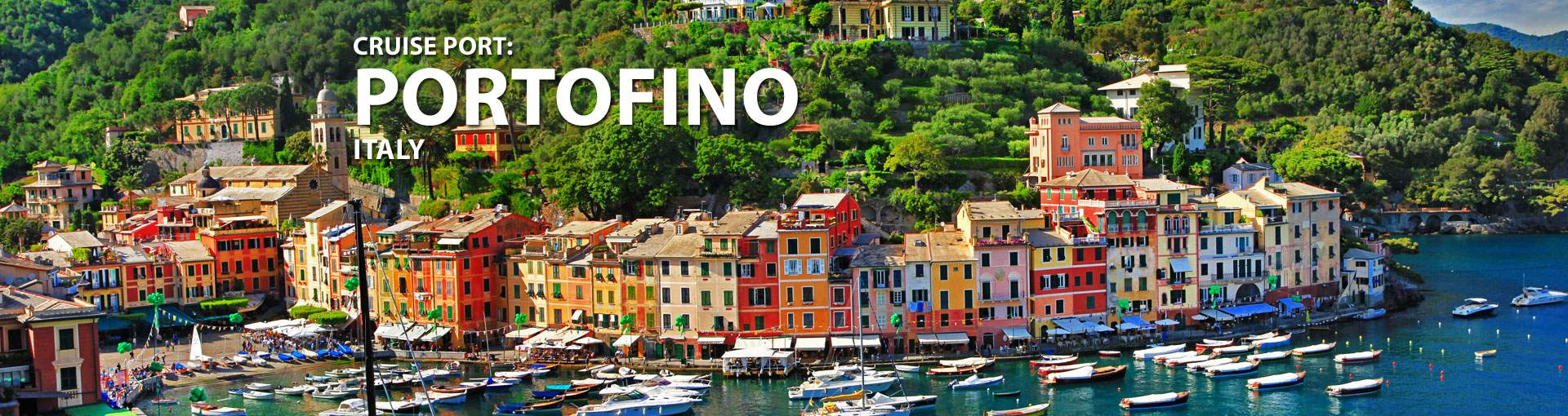 Cruises to Portofino, Italy