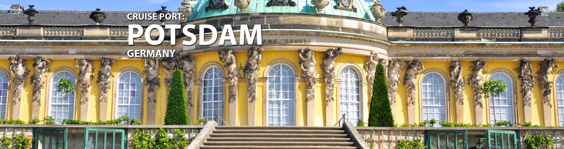 Cruises to Potsdam, Germany