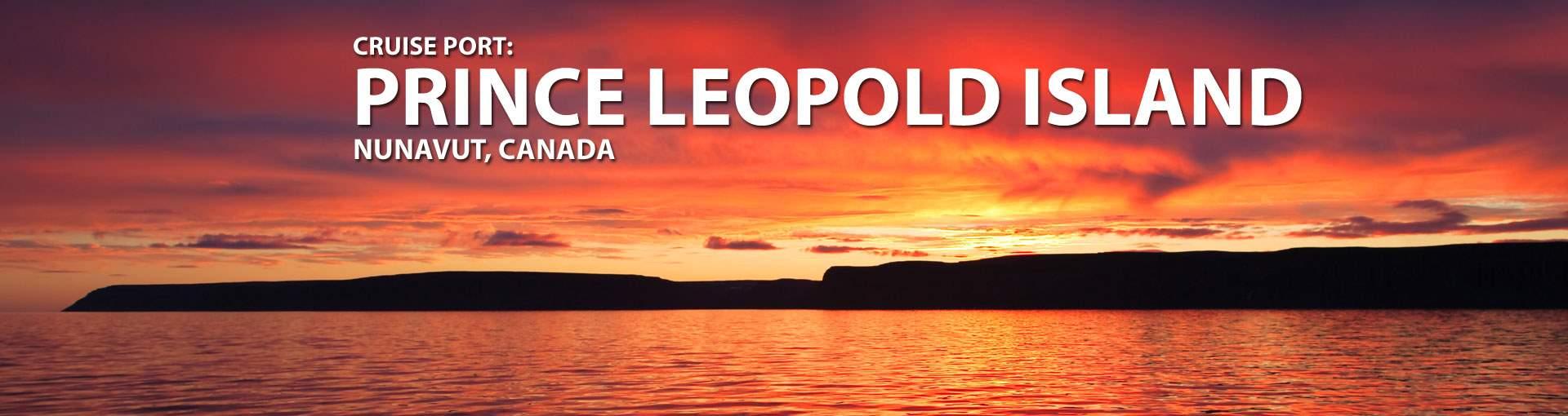 Cruises to Prince Leopold Island, Nunavut, Canada