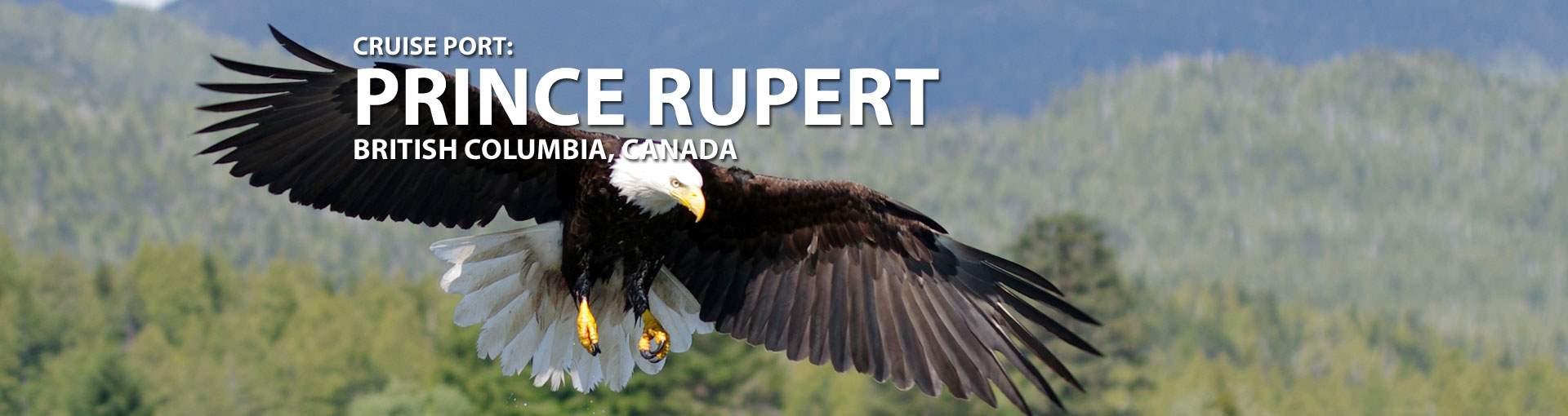 Cruises to Prince Rupert, British Columbia
